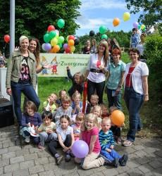 Sommerfest im Zwergenwald