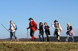Wandern für die Andern 2014 (Foto: Tanja Satur)