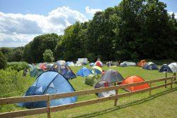 Zeltlager auf dem Brockland ausgebucht!