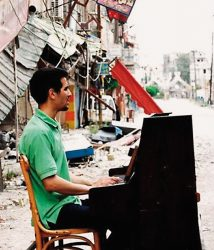 Aeham Ahmad am 25. März um 19.00 Uhr in der Dorfkirche Zurstraße