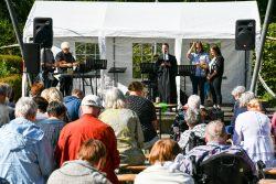 Gottesdienst zum 9. Homborner Bergfest